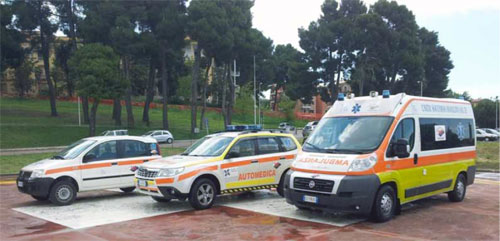 corso guida per soccorritori